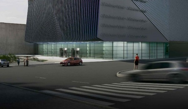 новый торговый комплекс «Глобус», на северо-востоке Москвы